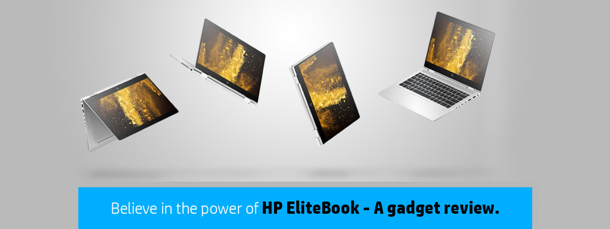 HP EliteBook - A gadget review