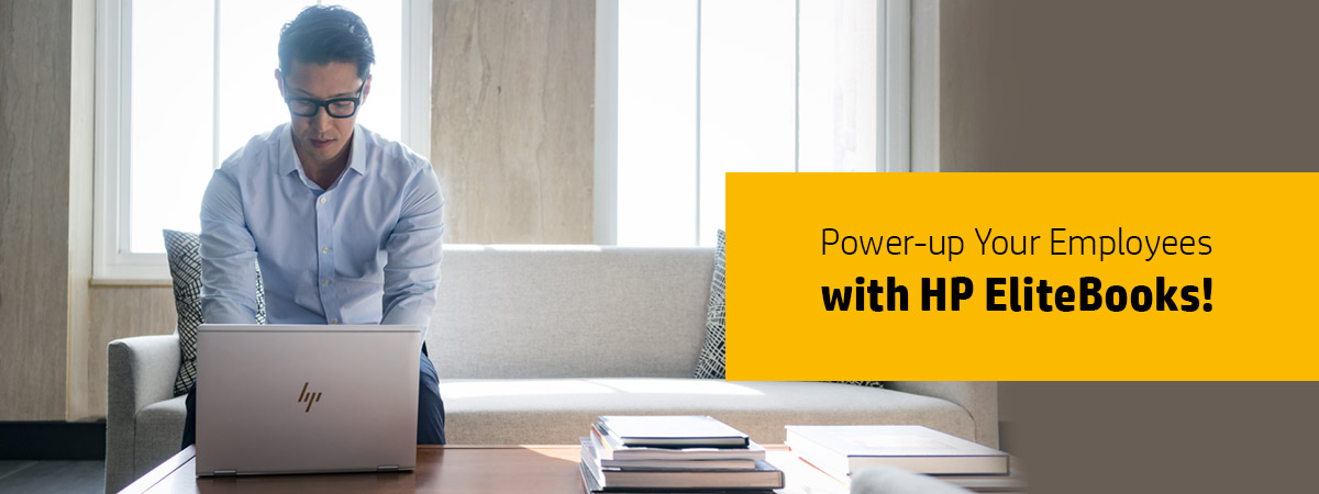 Empower Your Employees with HP EliteBooks